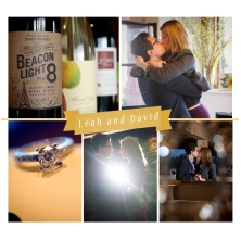 Proposal ideas inspiration at winery